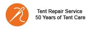 Tent Repair Service