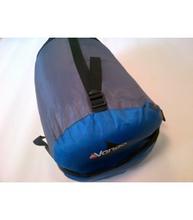 Vango Sleeping Bag stuff bag (50cm x 25cm diam).