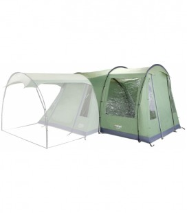 Universally fitting Premium Side Awning / Canopy- Small (240cm wide), Epsom green