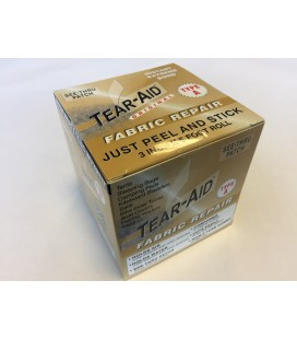 Tear Aid - Tent / Awning Repair Tape - 75mm x 155cm (3inch x 5ft) roll