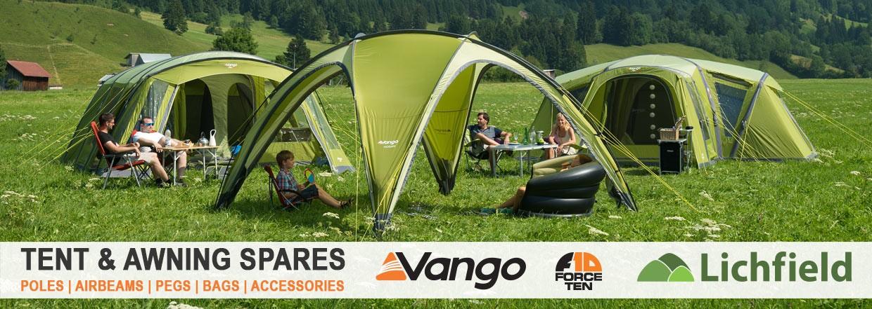 tent poles for vango tents